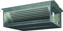 Фанкойлы Daikin Средненапорные канальные блоки FWN (инверторные)